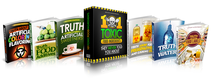 101 Toxic Food Ingredients