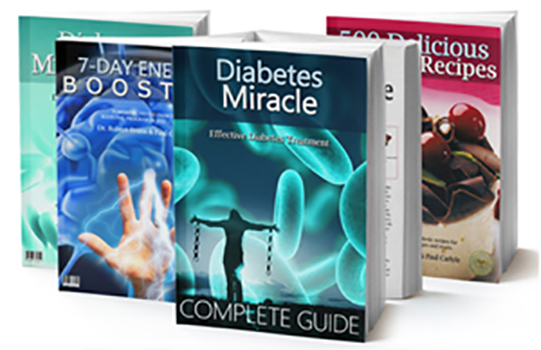 Diabetes Miracle Cure Program By Paul Carlyle