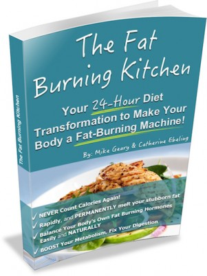 Fat Burning Kitchen By Mike Geary