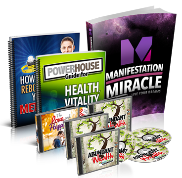 Manifestation Miracle By Heather Mathews