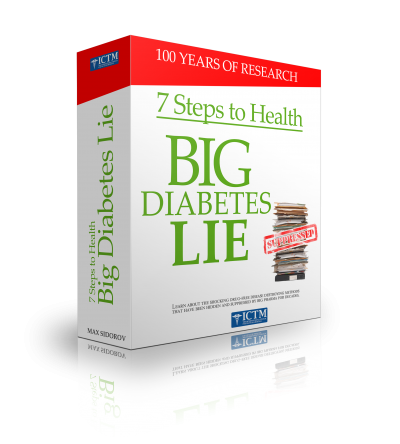 The Big Diabetes Lie