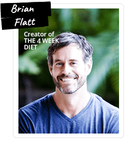 Brian Flatt Fout Week Diet