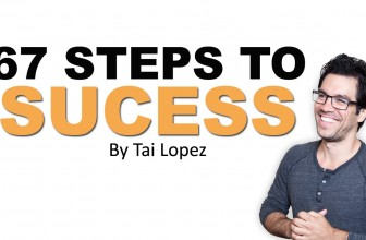 The 67 Steps To Sucess Program by Tai Lopez: Full Review