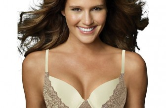 Wonderbra Gel Satin Push Up Bra