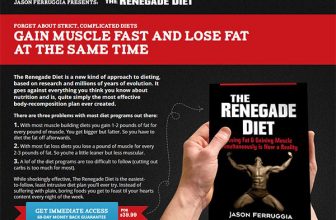 DIET THE RENEGADE
